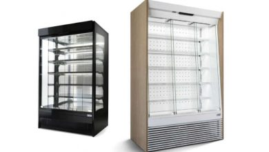 "Photo of Capital Cooling offers ""touch-free"" cabinets"