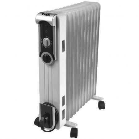 Calorifer electric Zass ZR 13 SL, 2500 W, 13 elementi