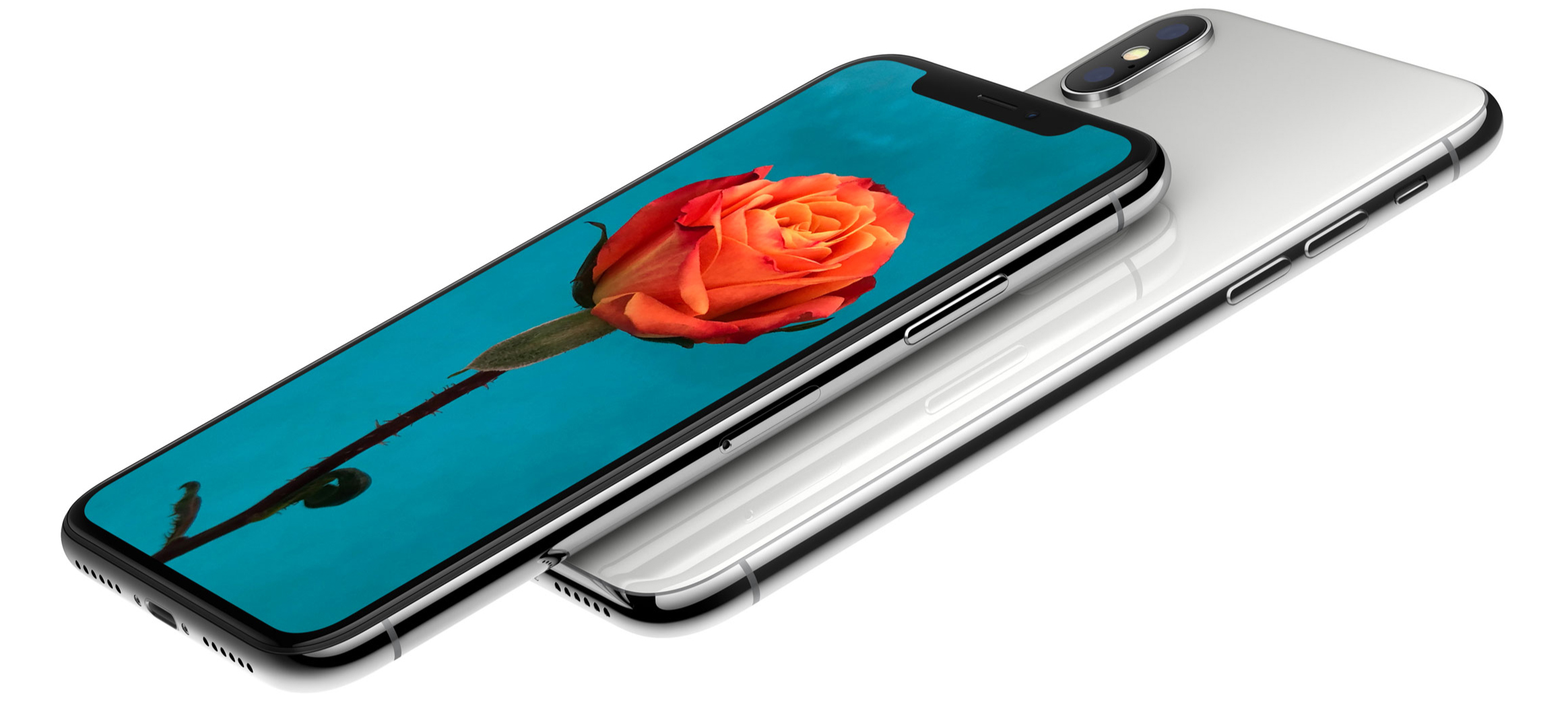 iPhone X Edge to Edge