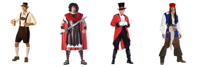Costume Halloween pentru barbati