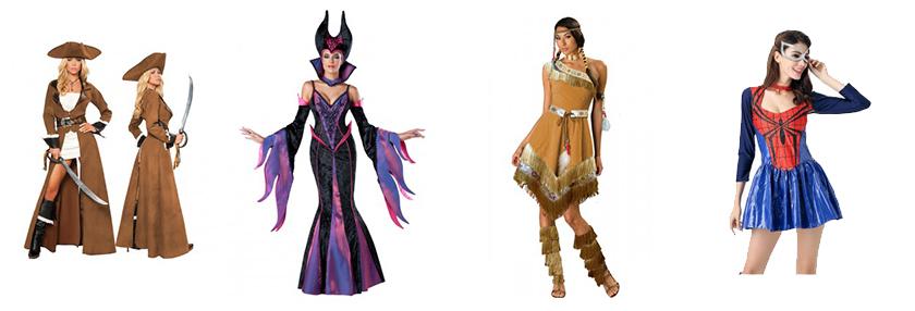 Costume halloween pentru femei