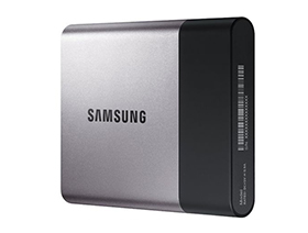 Solid State Drive SSD extern Samsung T3 Portable
