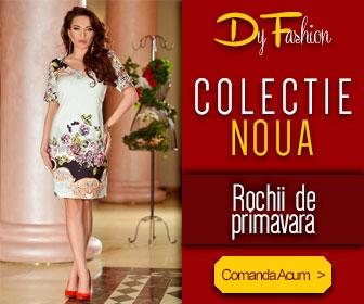 DY Fashion rochii primavara