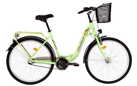 Bicicleta Oras Pentru Femei, DHS, Citadinne 2636