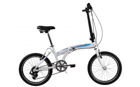 Bicicleta pliabila, DHS, Folding 2095, Model 2017
