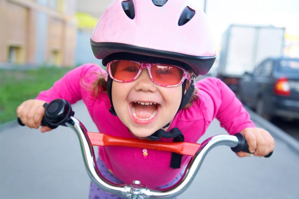 căști biciclete copii