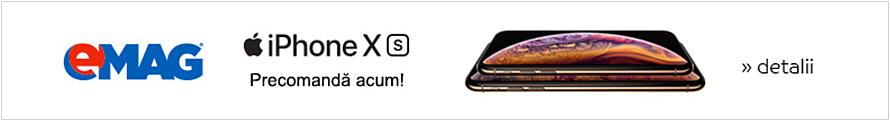 precomanda iphone xs emag