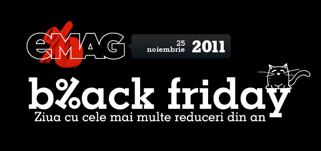 black friday romania