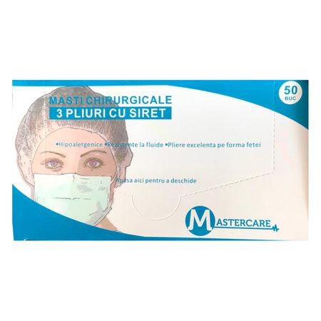 masca sanitara chirurgicale
