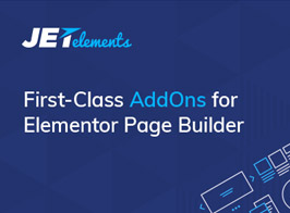 JetElements – Addon for Elementor Page Builder