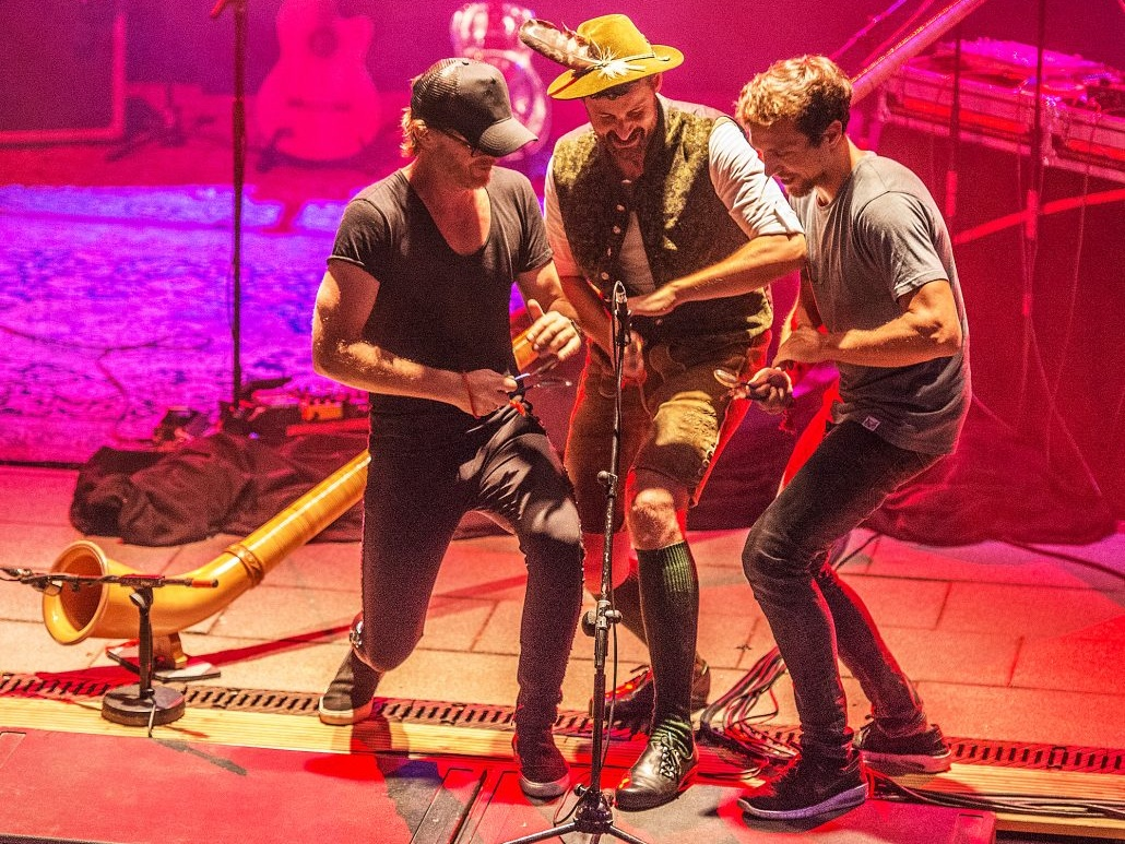 Foto: Sommerbühne am Blautopf / Fotofreunde Blaustein - Ralf Hinz