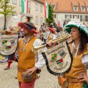 Foto: Jochen-Dressler / Heimatfestausschuss des Kinder- und Heimatfestes Laupheim