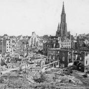 Bombardierung Ulm 1944, Foto: Stadtarchiv Ulm