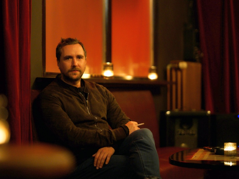 Foto: Thomas Liebhardt (Niko Baur, Betreiber der Hudson Bar)