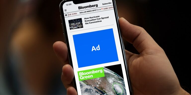 Bloomberg Media Launches Self-Serve Mobile Advertising Tool for Brands to Maximize Social Content