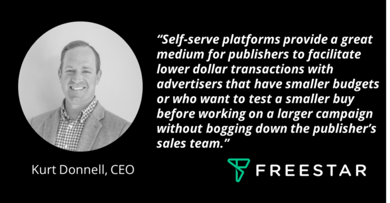 Meet Kurt Donnell, CEO at Freestar