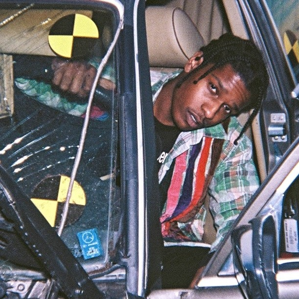 "Nieuwe single A$AP Rocky – ""Sundress"""