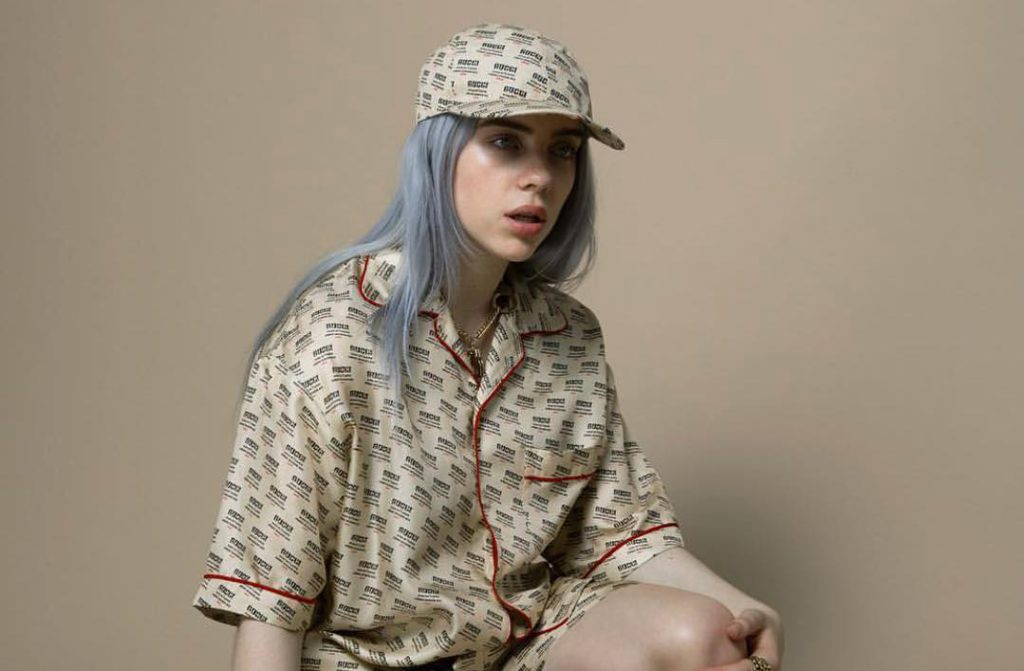 """Nieuwe single Billie Eilish – """"come out and play"""""""