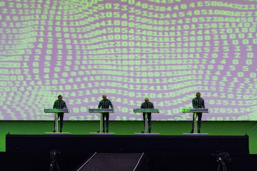 Kraftwerk naar Best Kept Secret 2019!