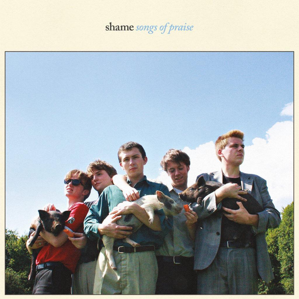 Shame – Songs of Praise (★★★★½): Punk leeft zonder schaamte op