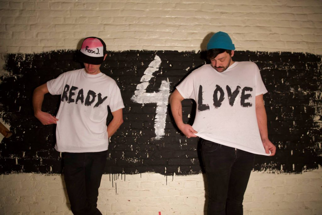 "Nieuwe single Fox Jacuzy + Hausbau – ""Ready 4 Love"""