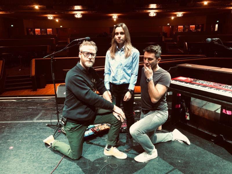 """Nieuwe single Matt Berninger, Julien Baker & Stephan Altman – """"All I Want"""""""