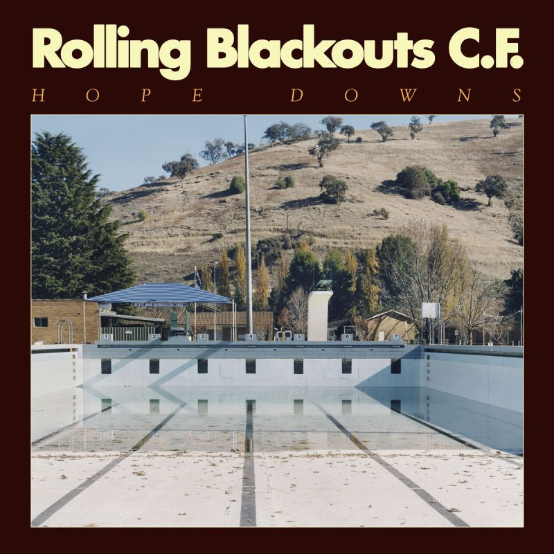 Rolling Blackouts Coastal Fever – Hope Downs (★★★★): Fijne bries op een warme zomerdag