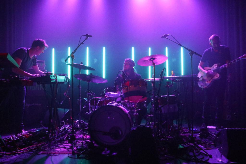 Go March @ De Studio: Een bestorming van wervelende ritmes