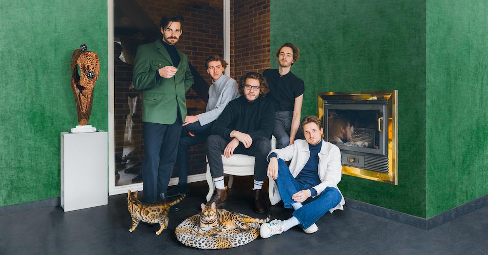 Jaguar Jaguar @ Ancienne Belgique (AB Club): Strak, strakker, strakst