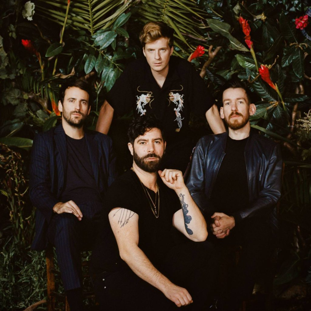 "Nieuwe single Foals – ""Sunday"""