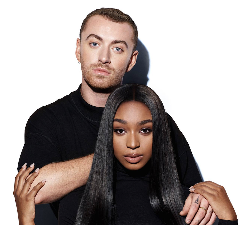 "Nieuwe single Sam Smith & Normani – ""Dancing With a Stranger"""