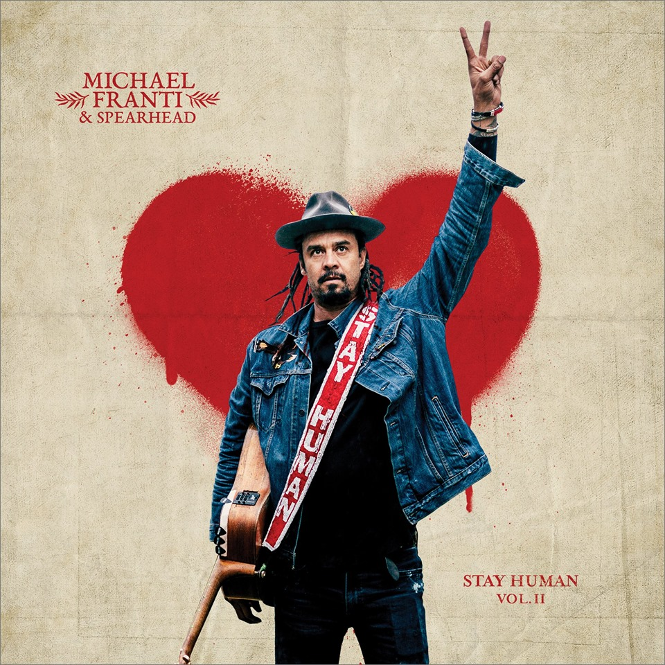 "Nieuwe single Michael Franti – ""Just To Say I Love You"""