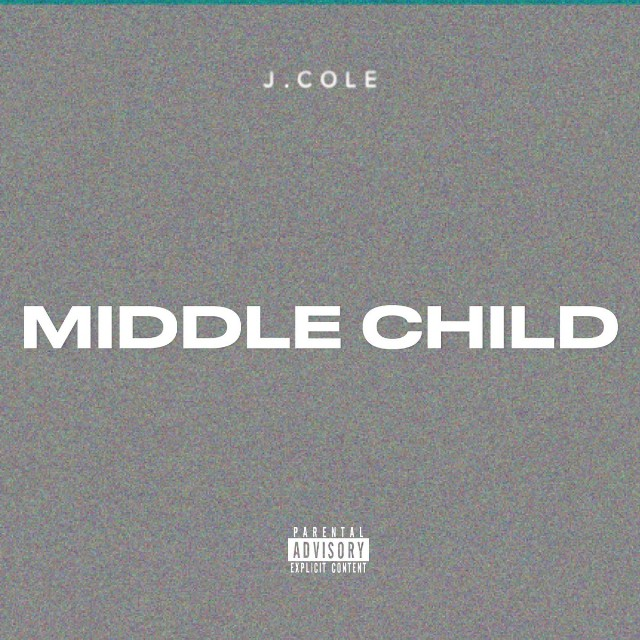 "Nieuwe single J. Cole – ""Middle Child"""