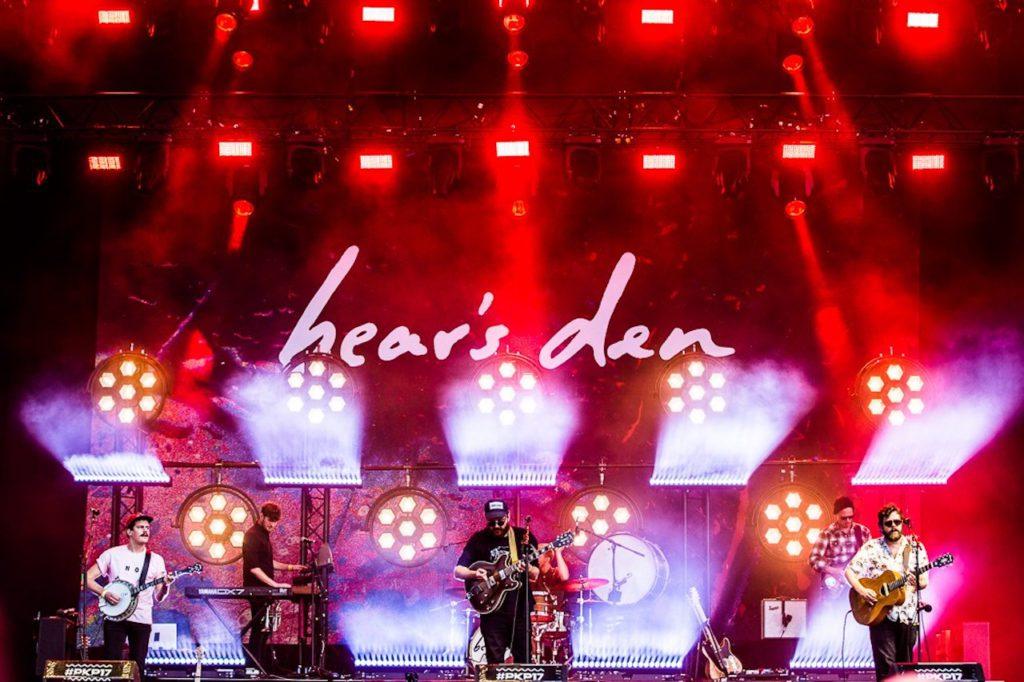 """Nieuwe singles Bear's Den – """"Blankets Of Sorrow"""" en """"Fuel On The Fire"""""""
