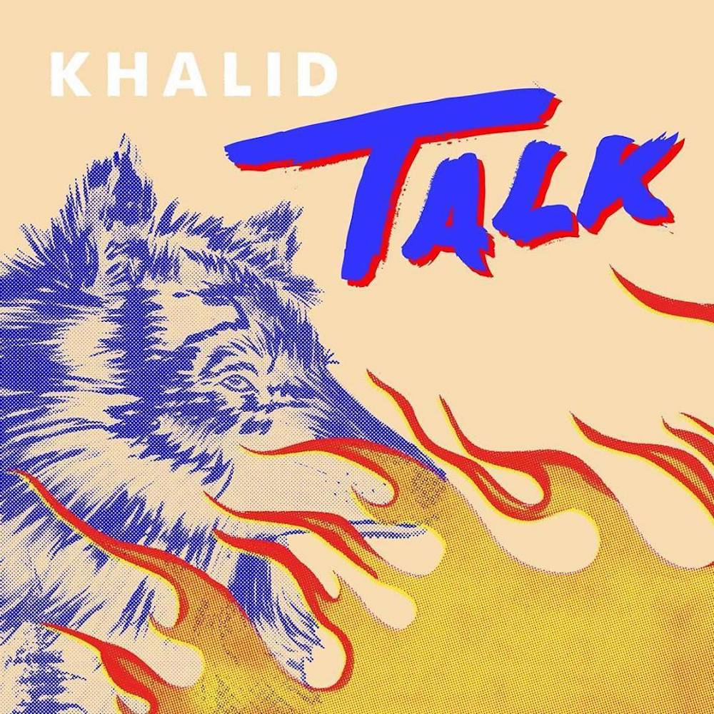 "Nieuwe single Khalid ft. Disclosure – ""Talk"""