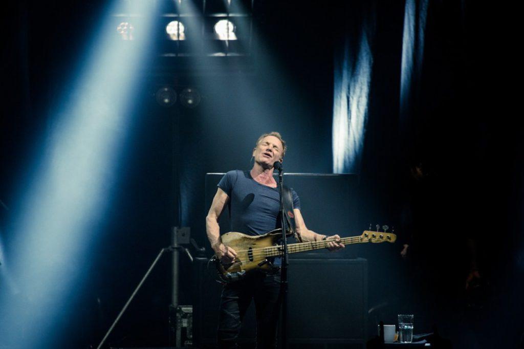 Sting komt exclusief naar Gent Jazz 2019