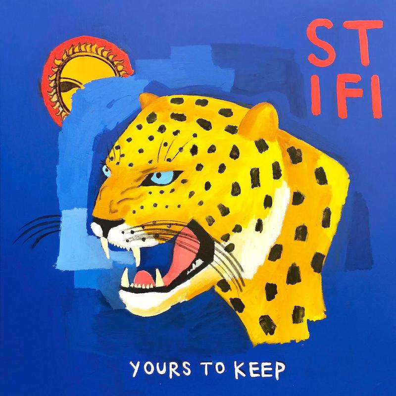 """Sticky Fingers – Yours to Keep (★★★★): """"Warme en harmonische smeltkroes van stijlen"""""""