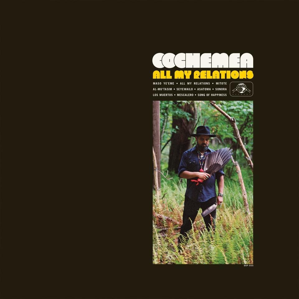 """Cochemea – All My Relations (★★★★): """"Een album dat tot de verbeelding spreekt"""""""