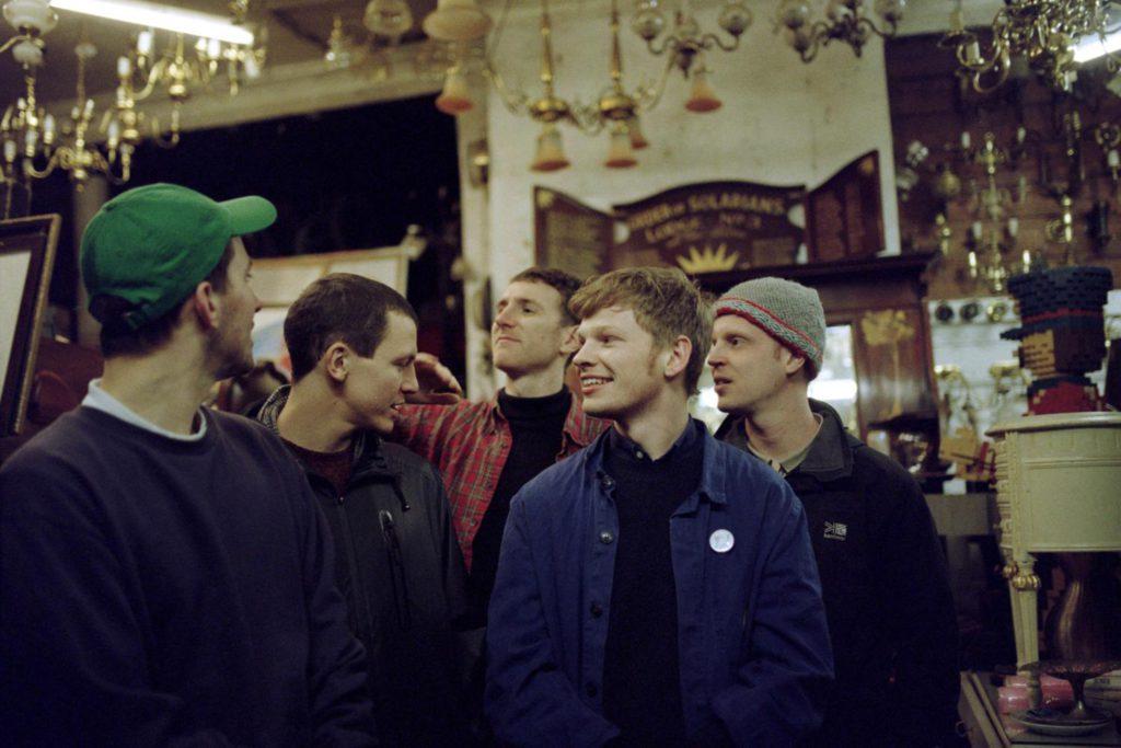 """Nieuwe single Squid – """"Houseplants"""""""