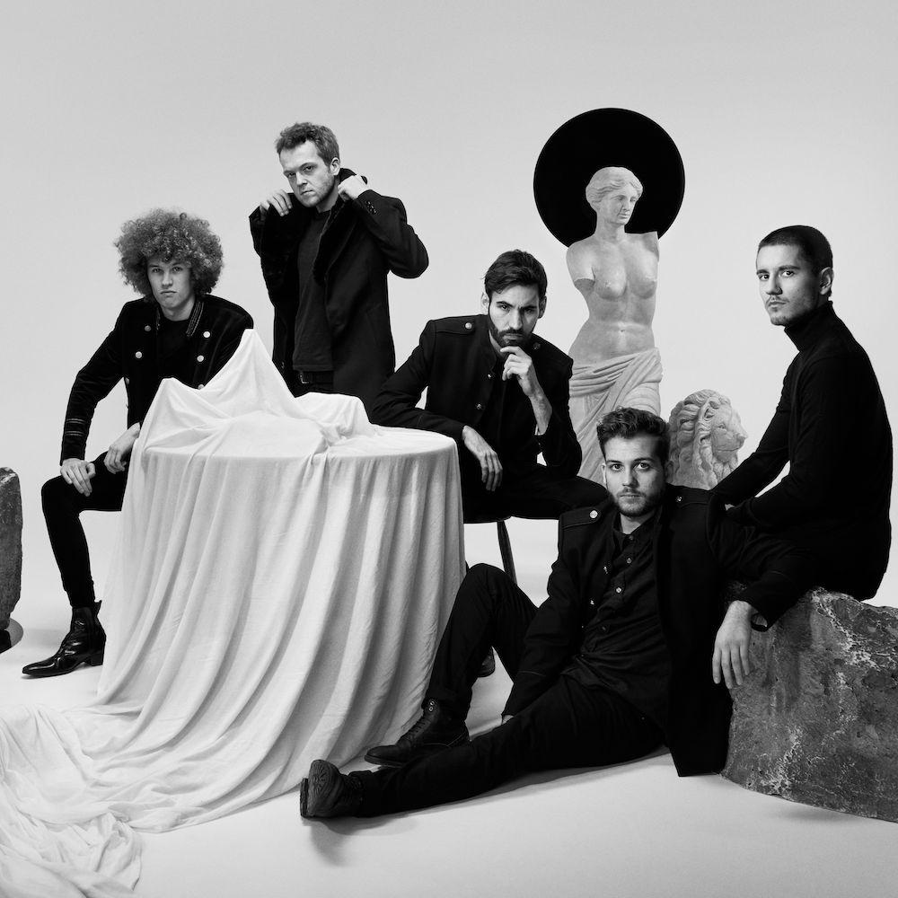 "Nieuwe single RHEA – ""Silver Lines"""