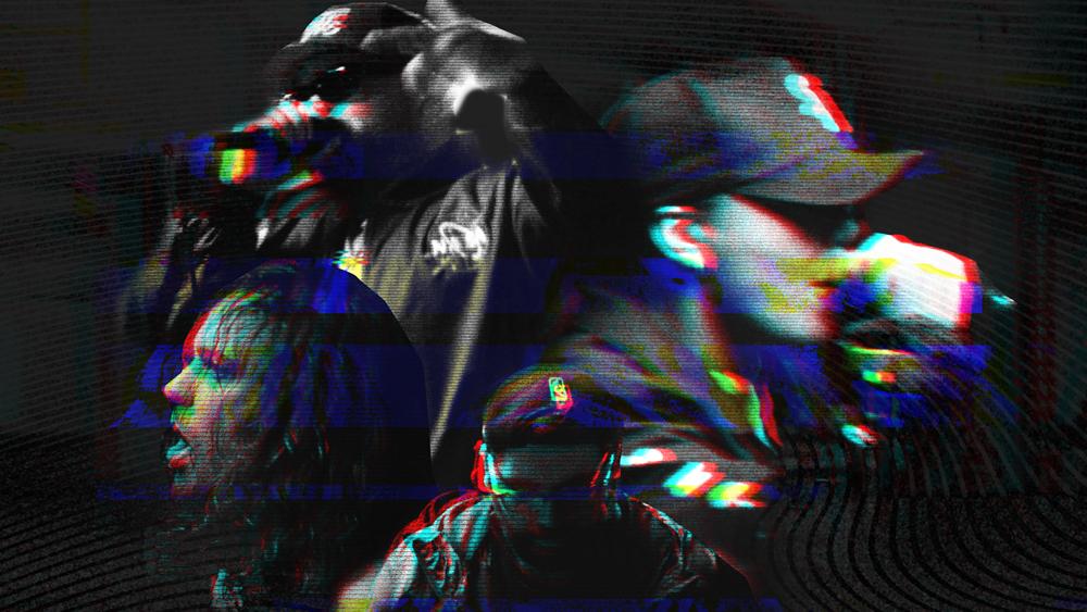 "Nieuwe single DZ Deathrays – ""Front Row Hustle"""