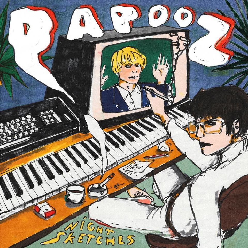 Papooz – Night Sketches (★★★): Een poging tot experimenteren