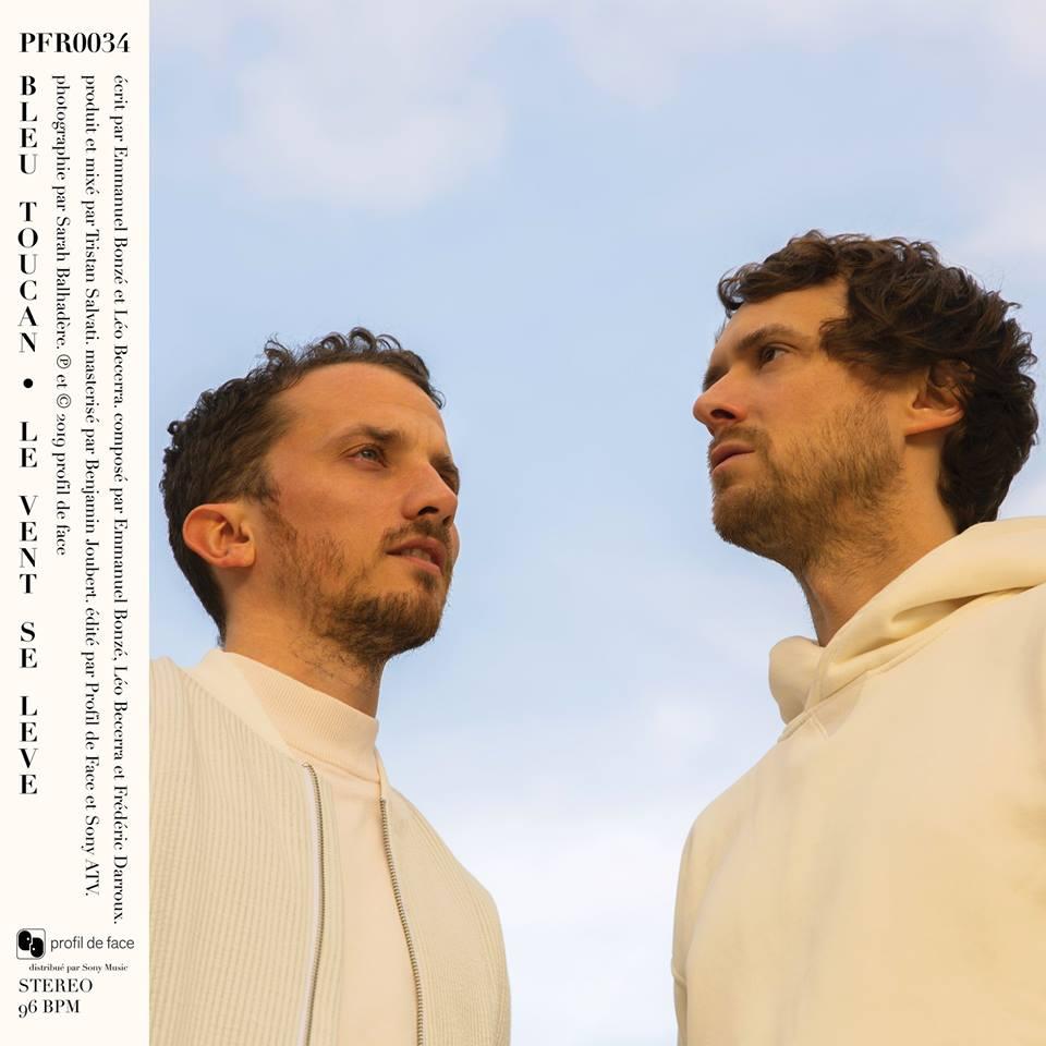 """Nieuwe single Bleu Toucan – """"Le Vent Se Lève"""""""
