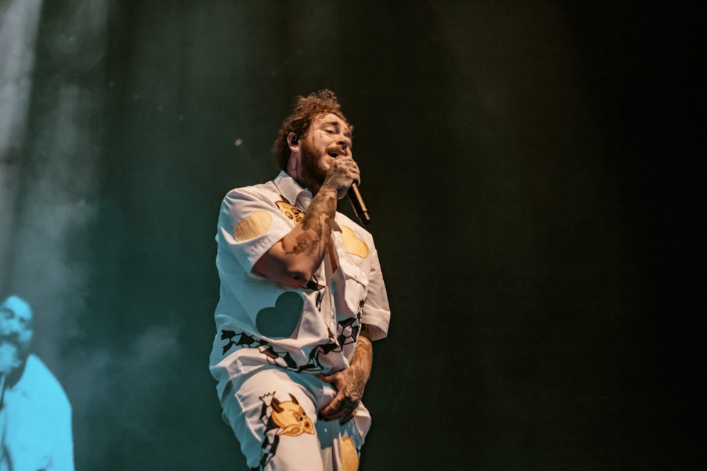 "Nieuwe single Post Malone ft. Young Thug – ""Goodbyes"""