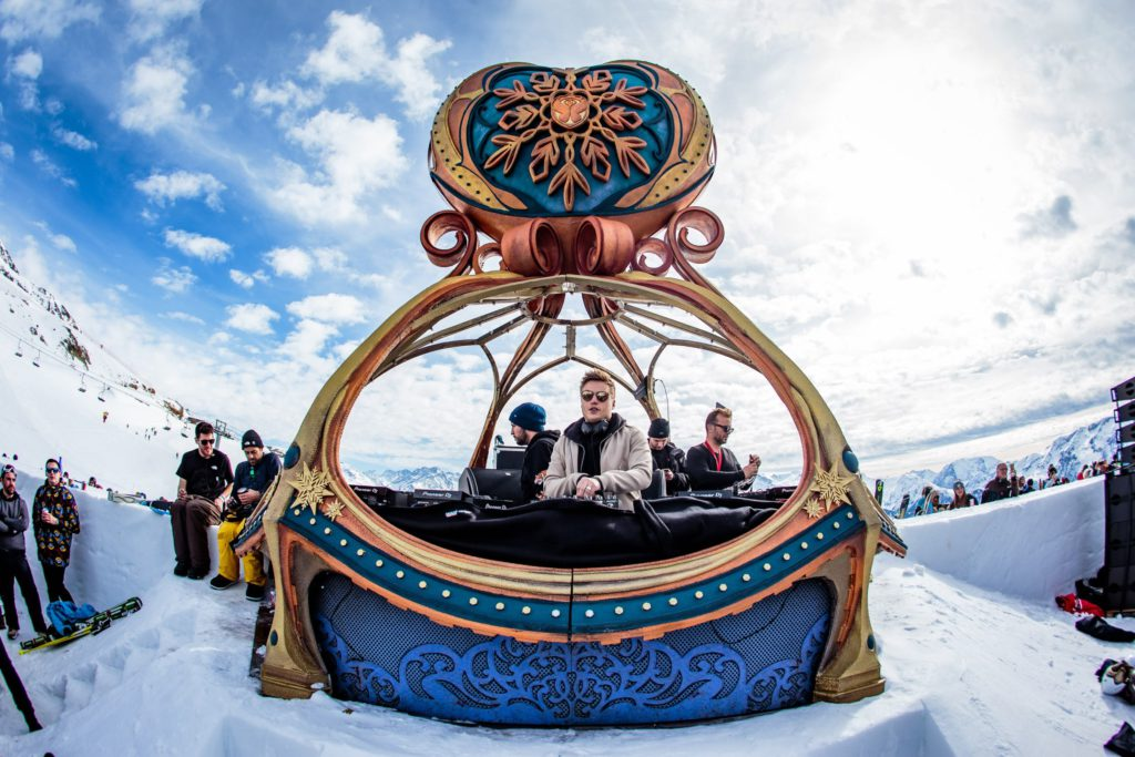 Tomorrowland Winter (The Gathering): Droomstart in de Alpen