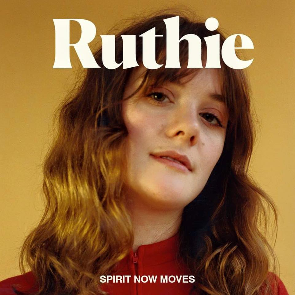 "Nieuwe single Ruthie – ""Spirit Now Moves"""