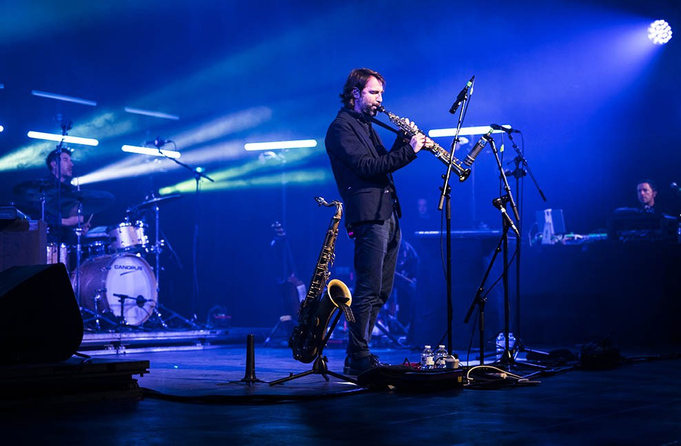 The Cinematic Orchestra @ Ancienne Belgique (AB): Verdoken schoonheid
