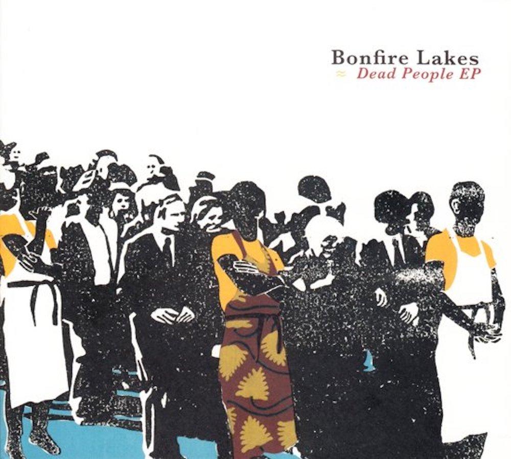 Bonfire Lakes – Dead People ep (★★★½): Limburgse Americana op zijn best