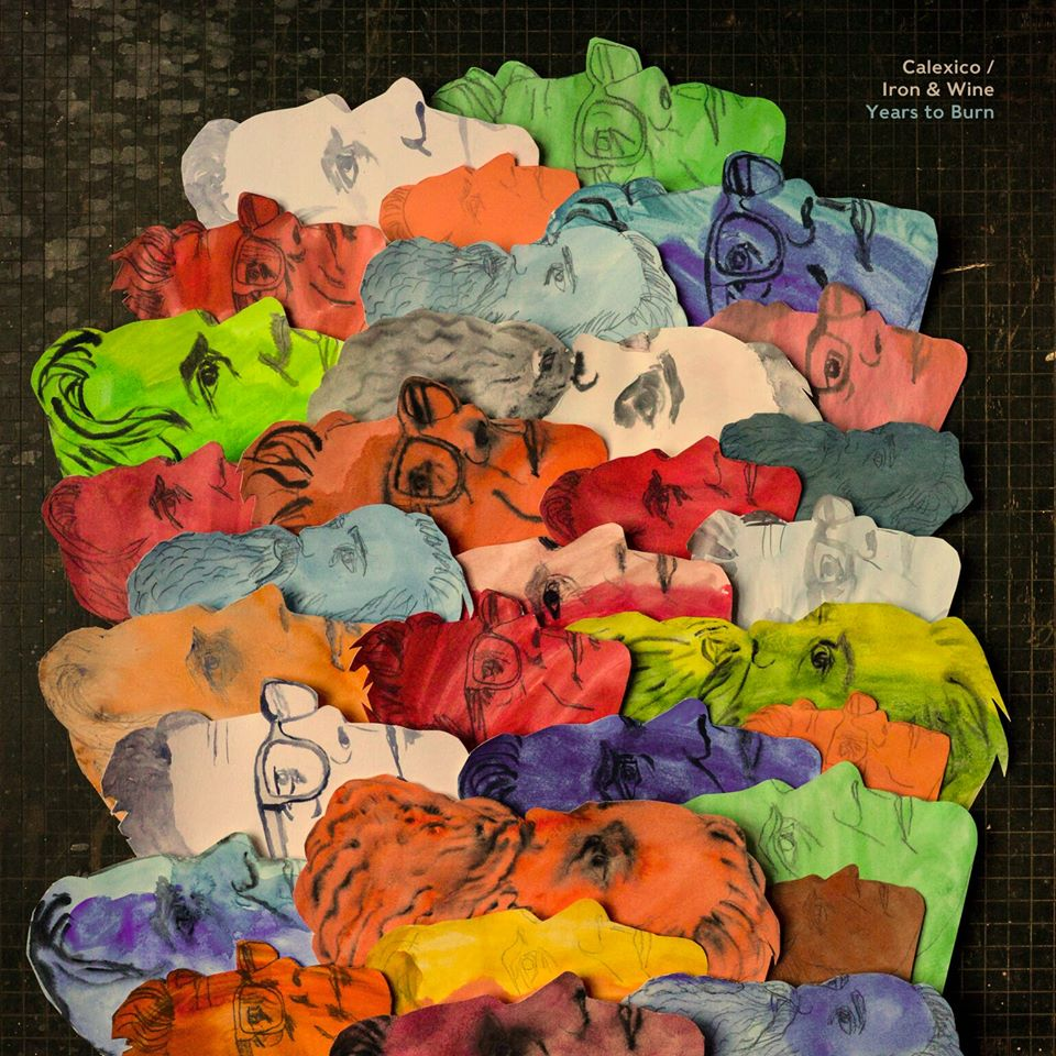 "Nieuwe single Calexico en Iron & Wine – ""Father Mountain"""