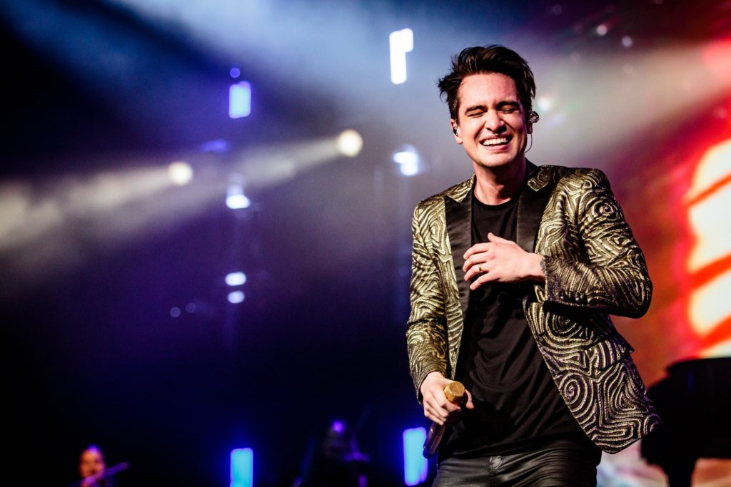 Panic! At The Disco @ Lotto Arena: Een solide brug tussen (emo)rock en pop